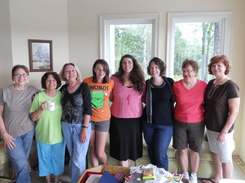 Hackbarth Family Reunion July 2010